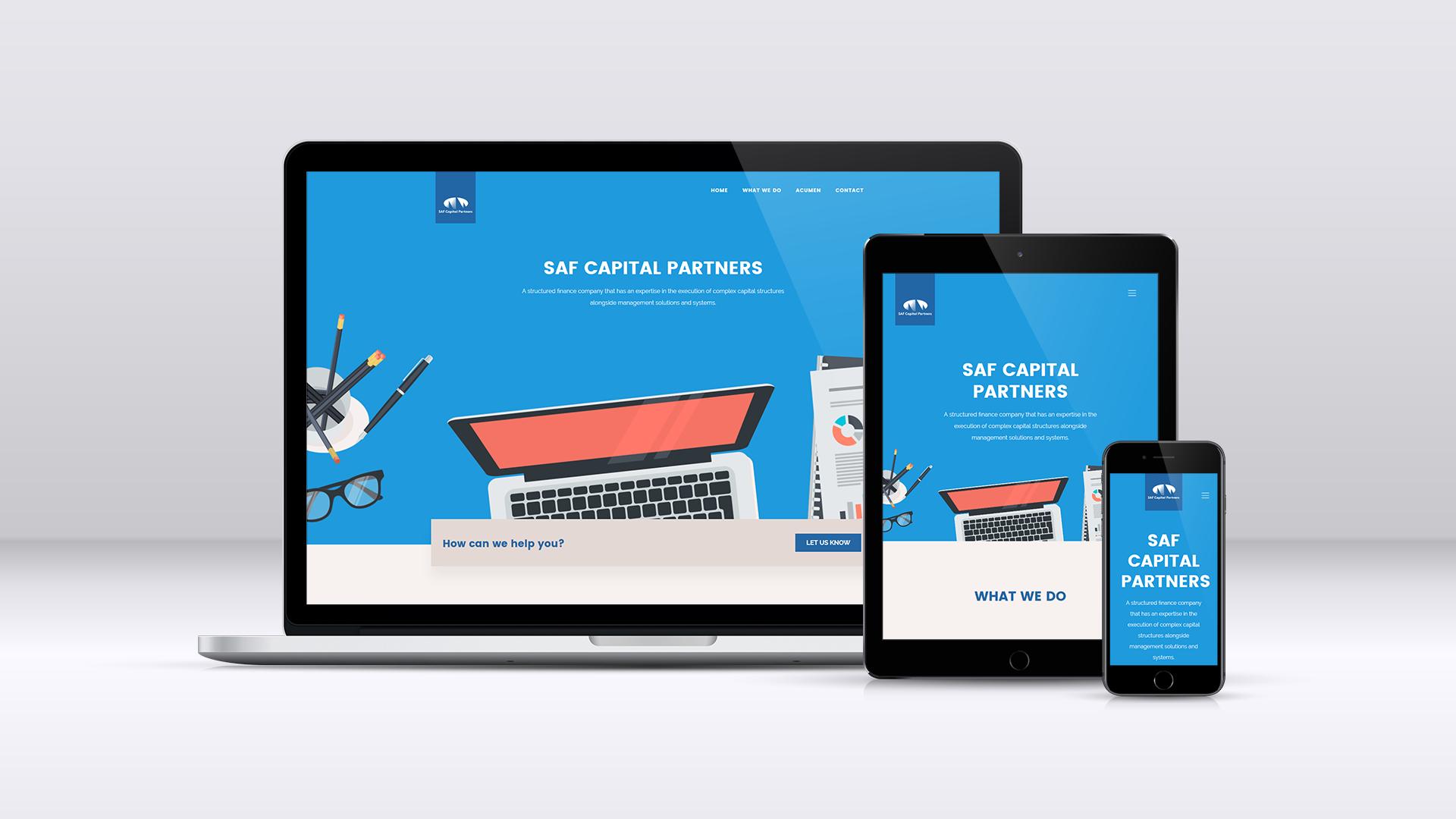 SAF Capital Partners
